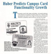 Campus Card Industry Forecast