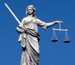 Equal justice figure